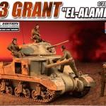 M3 Grant El-Alamein – ACADEMY 13228