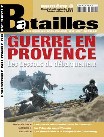 Krigen i Provence - Kamper 03
