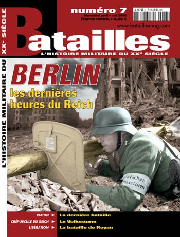 Berlin - The last hours of the Reich - Battles 07