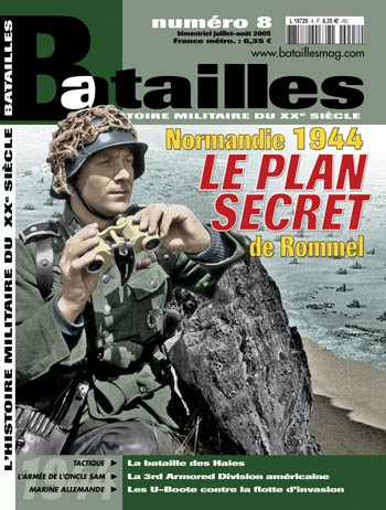 Normandias 1944 - Le kava secret de Rommel - Batailles 08