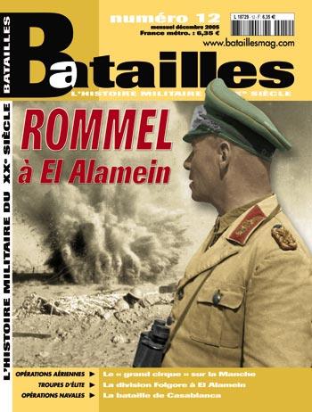 Rommel na El Alamein - Bitky 12