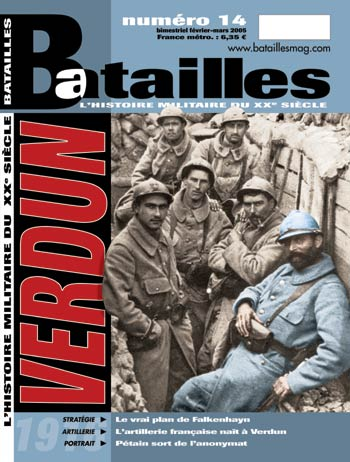 Verdun, Bitky 14