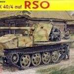 7.5cm PaK 40/4 RSO – DRAGON 6640