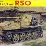 7.5 cm PaK 40/4 RSO – DRAGO 6640