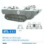 Tracks Panzerfahre - FRIULMODEL ATL-111
