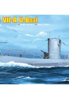 DKM Navy Type VII-A U-Boat  - HOBBY BOSS 83503