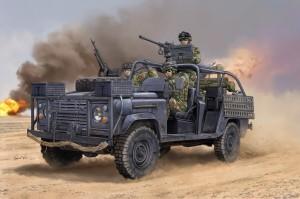 Ranger Särskilda Insatser Fordon RSOV w/MG - HOBBY BOSS 82450
