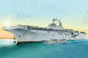 Hobbyboss83404-美国海军基萨奇