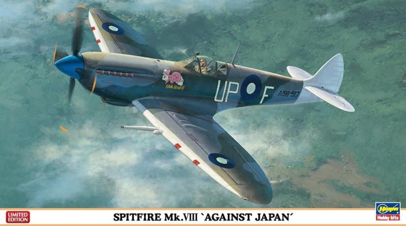 Hasegawa 07301 - Spitfire