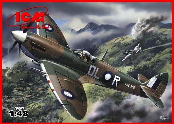 ΜΠΕ 48067 - Spitfire Mk. VIII