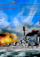 Kronprinz - German Battleship - ICM S003