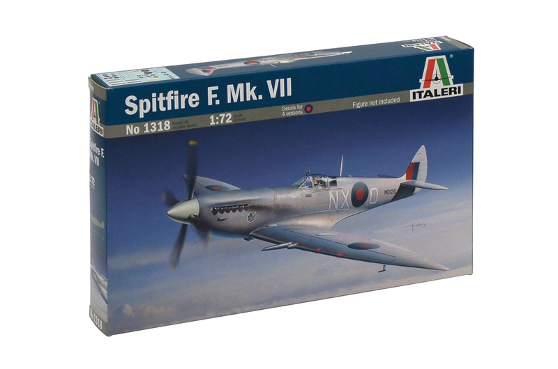 Sivustot - 1318 - Spitfire