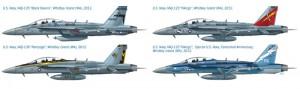 EA-18G Growler - ITALERI 2716