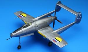 Mansyu Ki-98地上攻撃機-Mengモデル