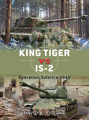 visarend - koning-tiger-vs-is2