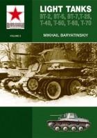 Czołgi lekkie T-27, T-38, BT, T-26, T-40, t-50, t-60, T-70 - Michał Beryatinskiy
