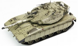 MERKAVA MK.3D-Early - Meng-Modell