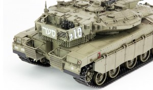 MERKAVA MK.3D Zgodnje Meng Model