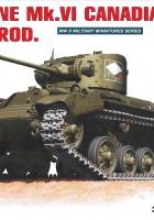 VALENTINE Mk. VI KANADSKO - POSTAVEN BRZY PROD. - MINIART 35123