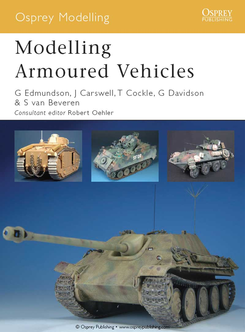 osprey - modellering-pansrede-køretøjer