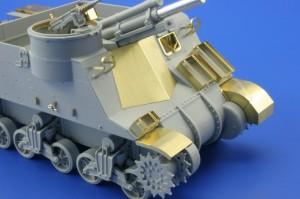M-7 Mid production fenders - EDUARD 36159