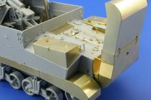 M-7 Medio productie-spatborden - EDUARD 36159