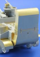 Set M-7 Mid prod. deep water fording - EDUARD 36157