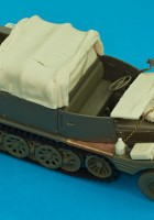 Sd.Kfz. 11 Upgrade Set - RB MODEL 35RS02
