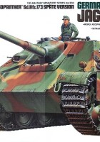 Jagdpanther Late Version - Tamiya 35203