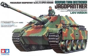 Jagdpanther Tamiya 35203