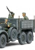 6X4 truck Krupp Protze (Kfz.70) Personnel Carrier - TAMIYA 35317
