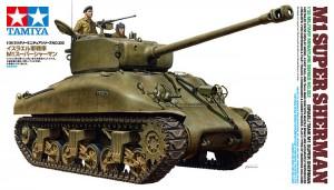 Танк М1 Супер Шерман-Тамія 35322