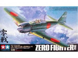 Tamiya 60309 - Mitsubishi A6M5 Model 52 Zero