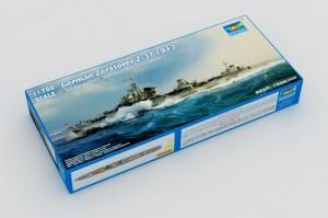 Trompetist 05791 - Destroyere Z-37