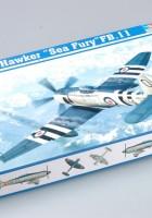 "Hawker ""Sea Fury"" FB.11-Трубач 01631"