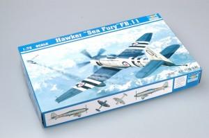 "Hawker ""Sea Fury"" FB.11 - Trumpeter 01631"
